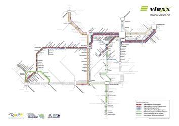 Liniennetzkarte 2021