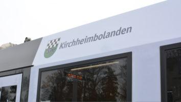 """Rollender Botschafter: Zug """"Kirchheimbolanden"""" geht auf Reisen"""