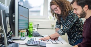 Werkstudent:in Data Analytics im Bereich Finance