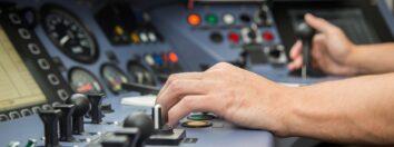 Zehn ehemalige Mitarbeiter der saarländischen Stahlindustrie fahren jetzt Züge bei vlexx