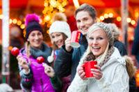 Mit vlexx zu den Weihnachtsmärkten der Region
