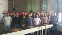 13 neue Anwärter zum Triebfahrzeugführer