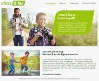 """Freizeitplattform """"vlexx-und-los"""" mit Zielen in der Region erhält frischen Anstrich"""