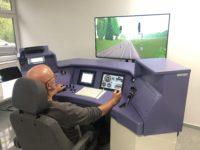 Neuer Simulator: Angehende Triebfahrzeugführer lernen mitten im Klassenraum 140 Tonnen Gewicht zu lenken