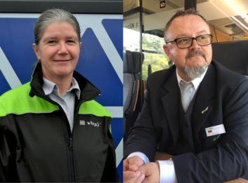 """vlexx-Mitarbeiter als Landessieger im Wettbewerb """"Eisenbahner mit Herz"""" ausgezeichnet"""