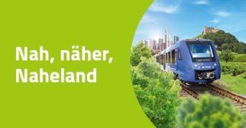 """vlexx bringt Fahrgäste mit dem """"Nahe-Express"""" bequem in die Urlaubsregion"""