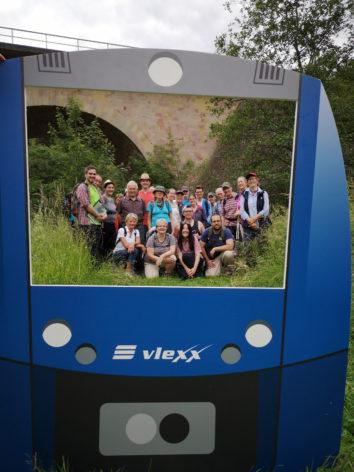 Idyllischer Ausflug ins Birkenfelder Land: vlexx-Gruppe erwandert Nohen