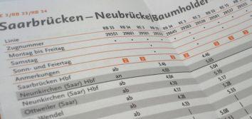 Fahrplanwechsel bei vlexx: Änderungen im Minutenbereich bringen bessere Anschlüsse an Fern- und Regionalverkehr