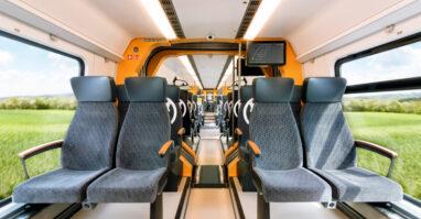 Entecken Sie unsere Züge in 360°.