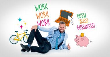 Mobil in Job und Freizeit