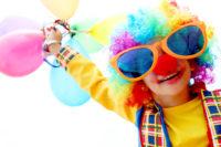 Clown an Fastnacht