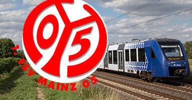 Mit vlexx zum Heimspiel des 1. FSV Mainz 05