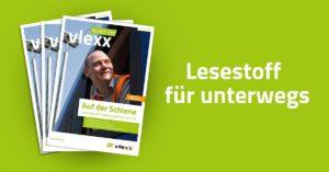 Infobroschuere Rund um vlexx 1 2019